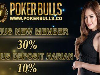 Poker Bonus New Member 30%