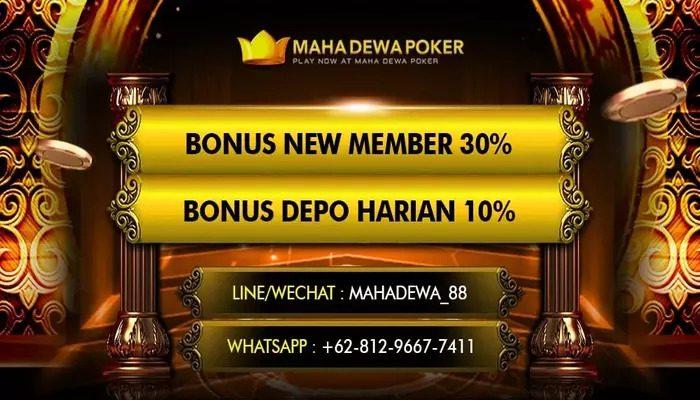 mahadewa poker